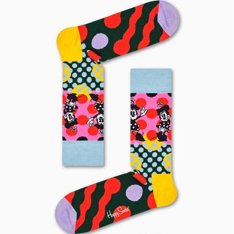 happy socks  Disney Minnie-Time Sock  23-25.5