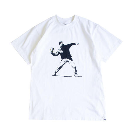 【OK211-002SS】max'95 feat. Banksy S/S TEE