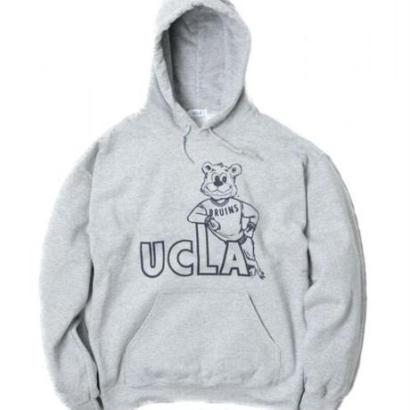 SUNNY SPORTS / UCLA 90S STANDING BEAR HOODIE