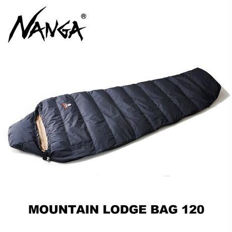 NANGA   MOUNTAIN LODGE BAG 120 / マウンテンロッジバッグ 120