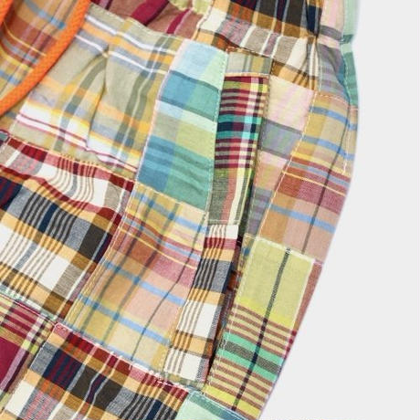 SUNNY SPORTS / PATCHWORK RELAX 2PARTS PANTS