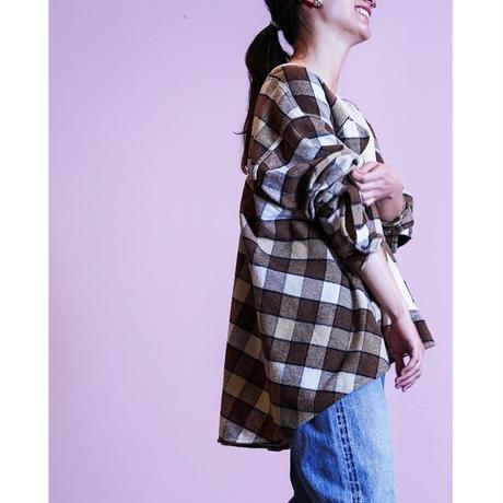 【GO TO HOLLYWOOD】ネルチェックキモウ レイヤード JK サイズ01(150)-02(160) 1298208