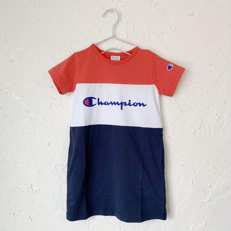 【Champion 】S/S ONE PIECE