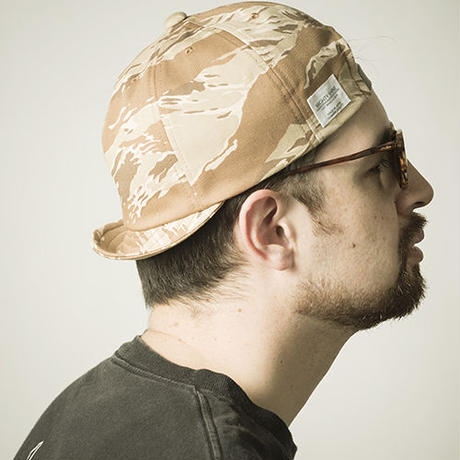 【Mighty Shine】BRIDGE CAP CAMO 商品コード1192007