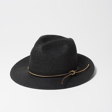 Mighty Shine BRAID LEATHER HAT