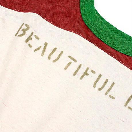 DENIM DUNGAREE トンプキンテンジク BEAUTIFUL TEE サイズ01,02
