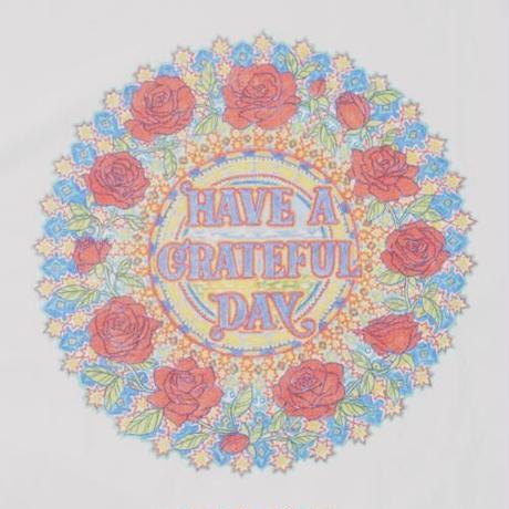 GRATEFUL DAY T-SHIRTS -MANDALA