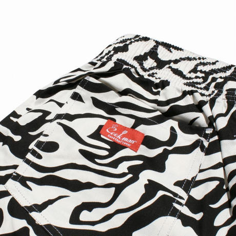 【Cookman 】 Chef Pants  「LEOPARD」 / 「ZEBRA」