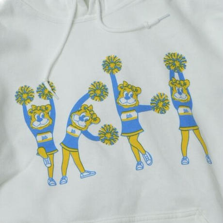 SUNNY SPORTS / UCLA 80S CHEER HOODIE