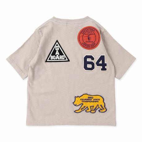 DENIM DUNGAREE|天竺 JACKFROST Tシャツ サイズ01,02