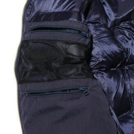 NANGA 25th ANNIV MODEL DOWN JACKET DENIM (ナンガ 25th アニバーサリーモデル ダウンジャケット) ONEWASH  サイズM