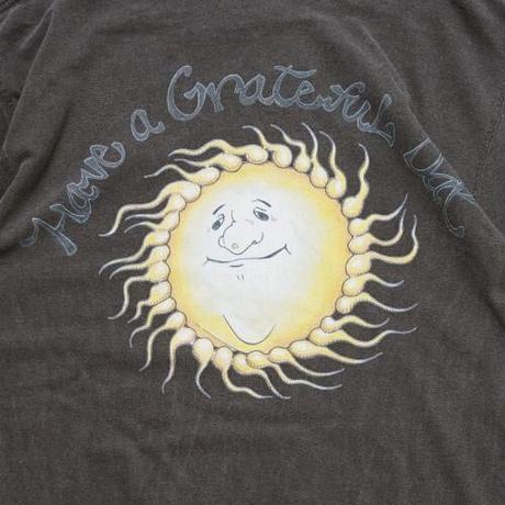 GRATEFUL DAY T-SHIRT -SUNSHINE