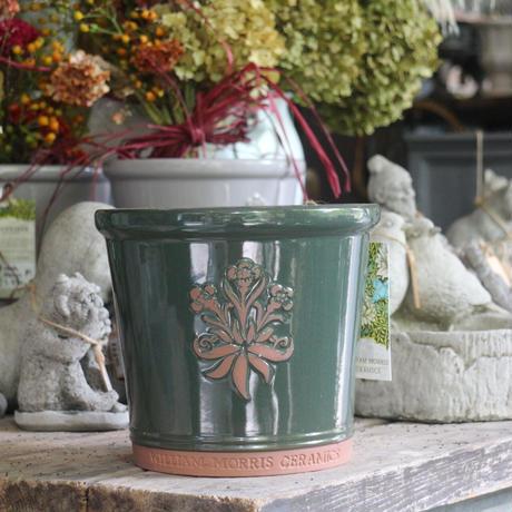 William Morris グリーン Sサイズ