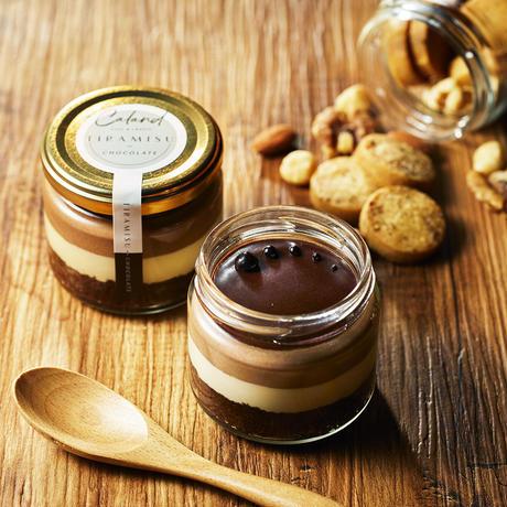 【Caland】ティラミス3種と塩クッキーとナッツの詰め合わせ