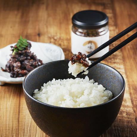 【SHARI】ごろっと肉味噌炒め