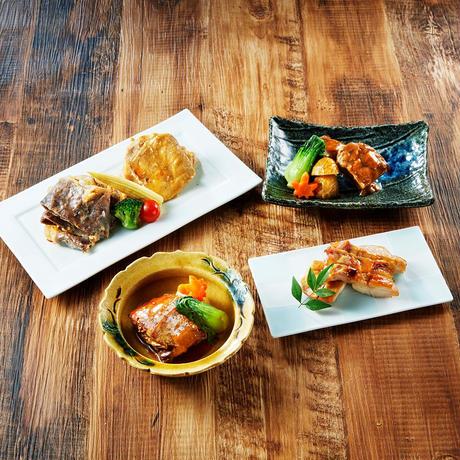 【SHARI】<冷凍便>メイン惣菜5種セット 肉5種