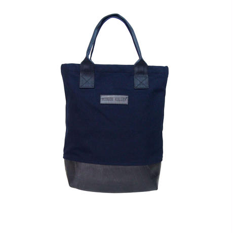Mini Meena : Tote bag ネイビー