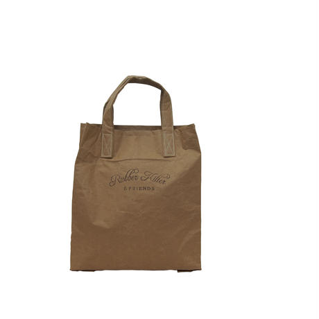 RUBBER KILLER & FRIENDS - Pape : Tote bag