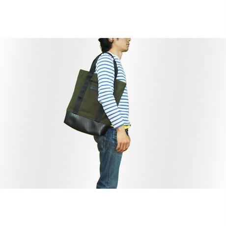 Mini Manee : Backpack+Tote カーキ