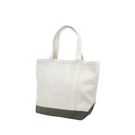 RUBBER KILLER & FRIENDS : Cotton Canvas Tote Bag w/ UsedMilitary