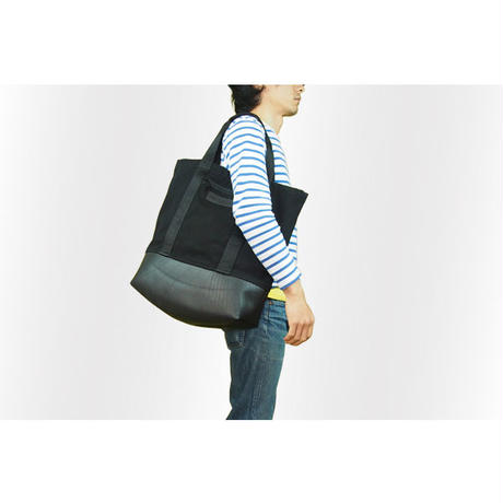 Manee : Backpack+Tote ブラック