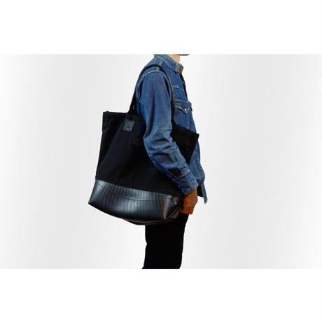 Meena : Tote bag ブラック