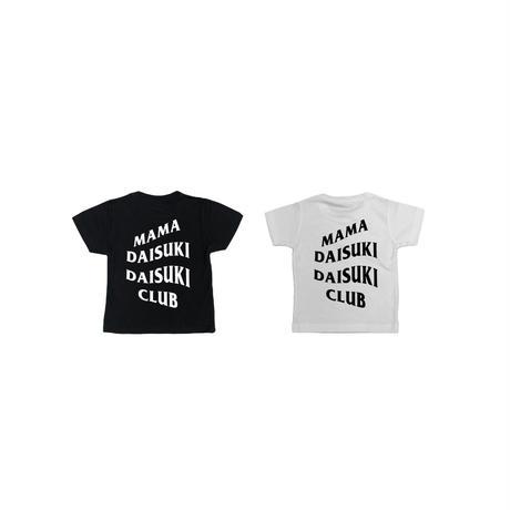 DCA × LIBERTY TOKYO kids T-shirt 《MAMA》