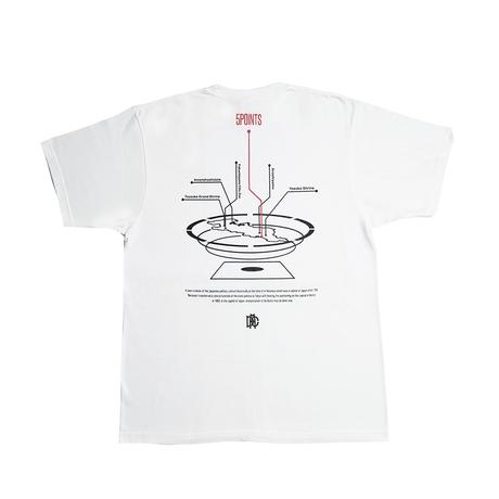 FIRESTARTER T-shirt (white)