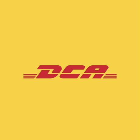 DCA logo hoody