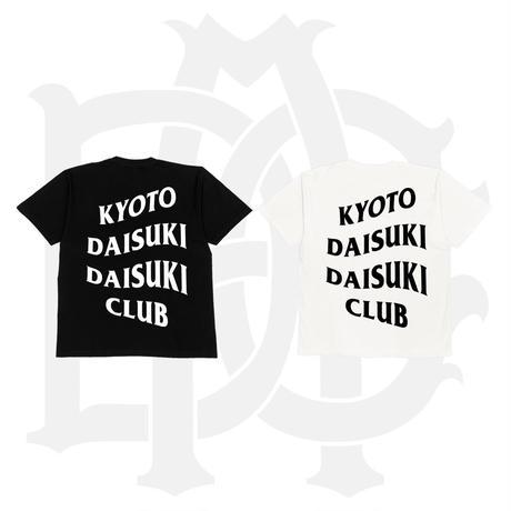 DCA × LIBERTY TOKYO KYOTO T-shirt