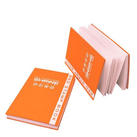 RED STAMP BOOK (御朱印帳)