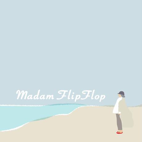 マダム・フリップフロップ「Madam Flipflop」ミニアルバム