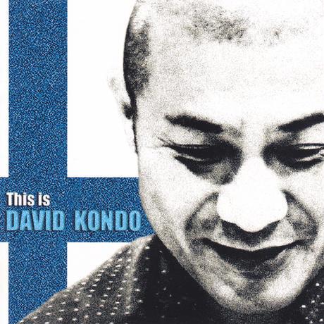 DAVID KONDO「This is DAVID KONDO」ミニアルバム