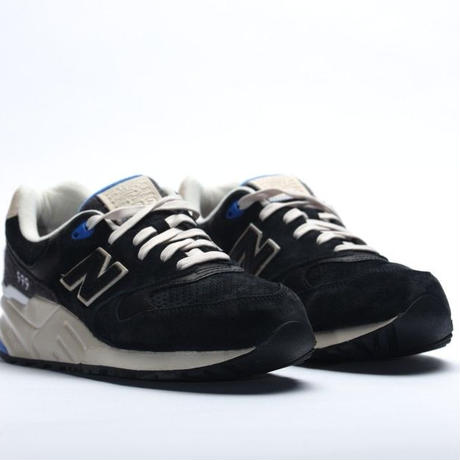 【残り僅か】NEW BALANCE ML 999 MMT(BLACK/BLUE)