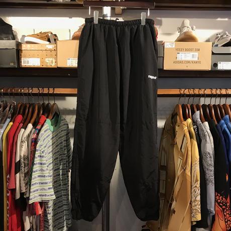 """【ラス1】RUGGED on Vintage/U.S.ARMY """"rugged®︎"""" training nylon pants (Black)"""