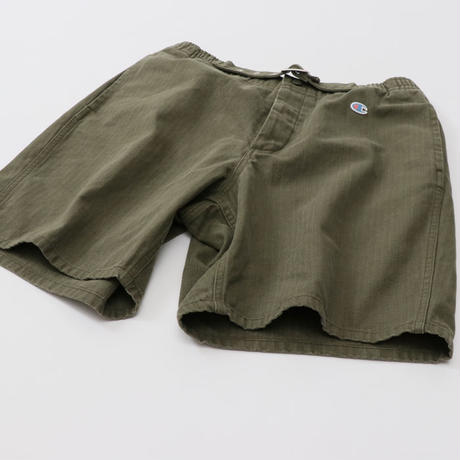 【残り僅か】Champion Athletic short pants(Army Green)
