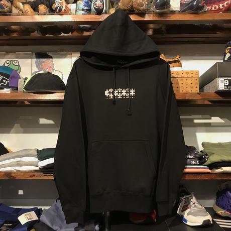 """【ラス1】RUGGED """"Puzzle Box"""" hoodie (Black)"""