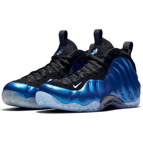 "【ラス1】NIKE ""AIR FOAMPOSITE ONE XX""(DARK NEON ROYAL/BLACK-WHITE)"