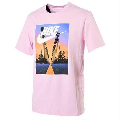 【残り僅か】NIKE SUNSET PALM TEE (Pink)