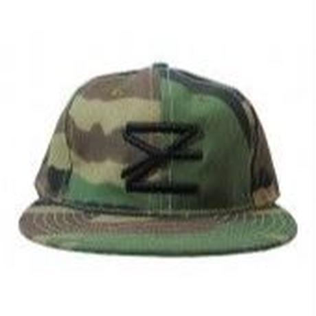 """【残り僅か】COOPERS TOWN """"NY"""" BALL CAP (camo/Made in USA)"""