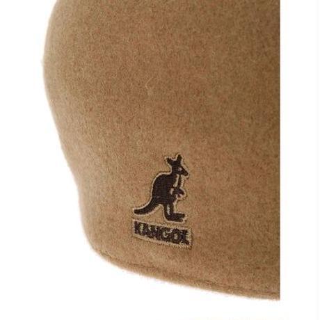 【ラス1】KANGOL Wool 504 (Camel)