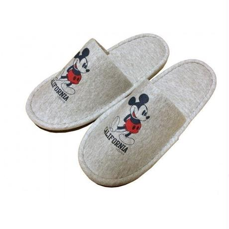 "SECOND LAB ""MICKEY CA"" Room Shoes"