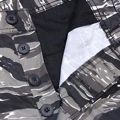 【ラス1】ROTHCO COLOR CAMO TACTICAL BDU PANTS (Gray)