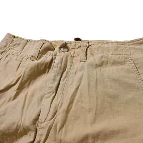 ROTHCO VINTAGE INFANTRY SHORTS (Khaki)