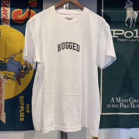 """【ラス1】RUGGED """"SMALL ARCH"""" tee (White)"""
