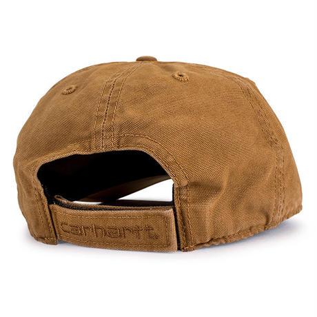 【ラス1】Carhartt odessa velcro cap (Carhartt Brown)