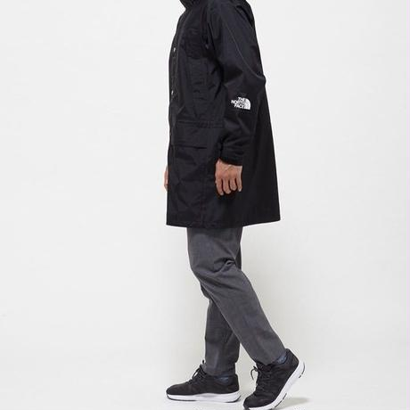 【ラス1】THE NORTH FACE mountain rain tex coat (Black)