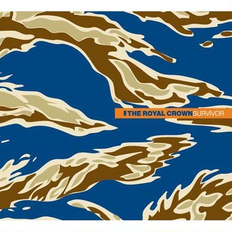THE ROYAL CROWN『SURVIVOR』(全11曲)