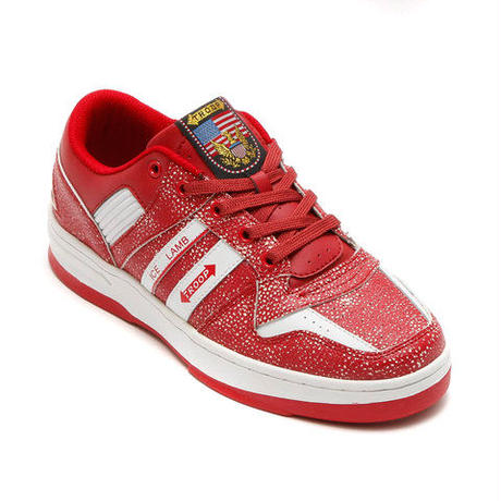 "【ラス1】TROOP ""ICE LAMB"" LOW (Red/White)"