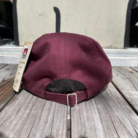 BEN DAVIS Unstructured Ball Cap (Burgundy)